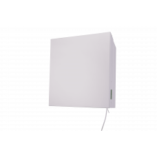 Керамічна панель DIMOL Standart 033 з терморегулятором (біла) 750 Вт Dimol